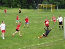 Mecz w Kniuszowej