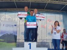 Pokonali dystans 36 km. Najlepsi zawodnicy stanęli na podium