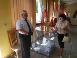 Druga tura wyborów prezydenckich 2020 w gminie Chełmiec