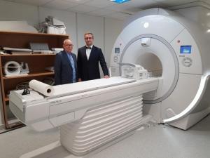 Rezonans magnetyczny w NZOZ Opti - Med, fot. Iga Michalec