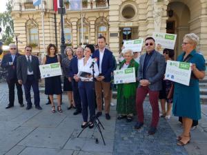listy PSL do Sejmu i Senatu, fot. Iga Michalec