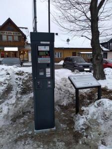 Zawieszają opłaty za parkowanie w Piwnicznej-Zdroju