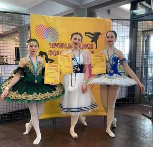 czytaj też:Dziś Międzynarodowy Dzień Tańca. Martyna i Ola wytańczyły nagrody