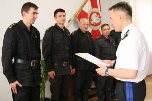 Po misji ratunkowej w Bejrucie komendant główny PSP docenił naszych strażaków