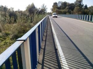 Uwaga na uszkodzony most! Ograniczenie tonażu w drodze do Kamionki Wielkiej