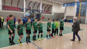 Piłkarze Dunajca Nowy Sącz z rocznika 2010 grali w Okocimski Cup