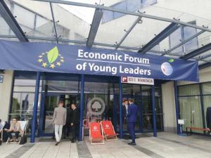 Forum Ekonomiczne Młodych Liderów w Nowym Sączu