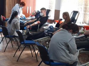 OSP Korzenna: mamy rekord! Prawie 30 litrów krwi w jeden dzień