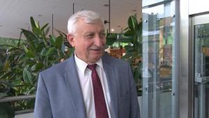 Władysław Bieda, burmistrz Limanowej