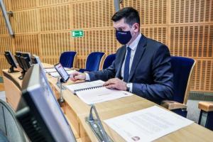 Wpływy, wydatki, inwestycje… wicemarszałek Małopolski o budżecie ma czas zarazy