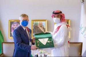 Marszałek Małopolski spotyka się z Saudyjczykiem oskarżanym o zlecenie zabójstwa