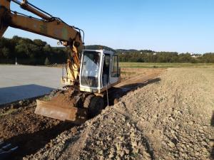 Kolejne drogi w Korzennej doczekały się betonowej nawierzchni