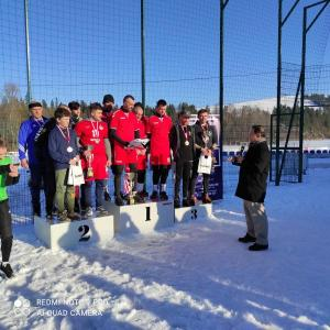 Oto wyniki Mistrzostw Polski w Sepak Takraw... na śniegu