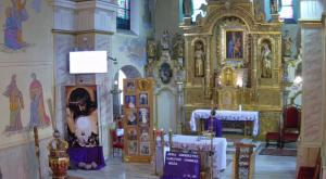 Transmisja mszy z parafii św. Jana Chrzciciela w Łącku [NA ŻYWO]