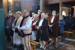 Modlili się po góralsku. Do Kasiny z wróciły zagórzańskie msze święte
