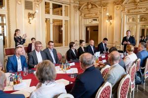 Nie będzie Krynica Summit! Ale marszałek Witold Kozłowski jeszcze nie odpuszcza
