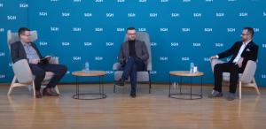 Czwartkowe Forum Ekonomiczne SGH: dziś spotkanie z Marcinem Ochnikiem