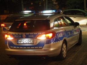 Policyjny pościg za kierowcą BMW. Stróże prawa dopadli mężczyznę w Żeleźnikowej