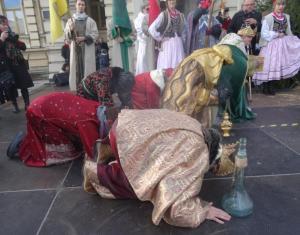 To już tradycja: ósmy orszak Pokłonu Trzech Króli przejdzie ulicami Nowego Sącza