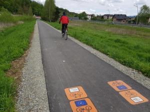 Z Jasła do słowackiego Bardejova przez Sękową. Będzie nowa ścieżka rowerowa