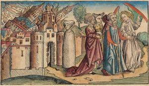 Dlaczego Bóg zniszczył Sodomę i Gomorę?