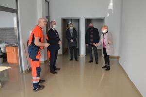 Odmieniona stacja pogotowia w Łososinie. Ratownicy interweniowali tysiące razy