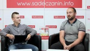 O sportowej pasji w niższych ligach rozmawiamy z Wojciechem Binkiem