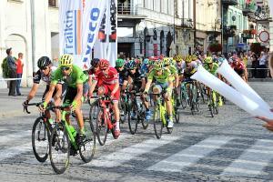 Wyścig kolarski Solidarności i Olimpijczyków już w czwartek w Nowym Sączu!